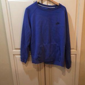 Nike tech pack fleece crewneck sweatshirt xxl